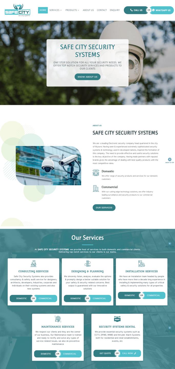 Safe City